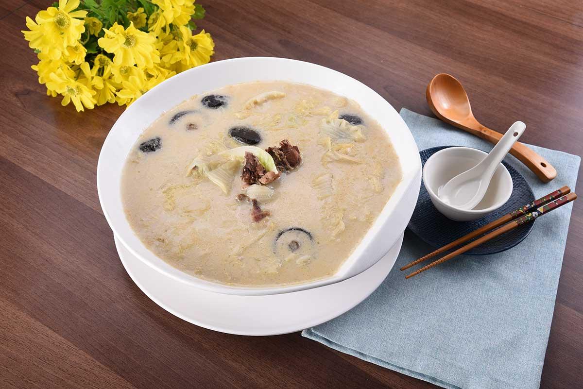 金華火腿雞湯